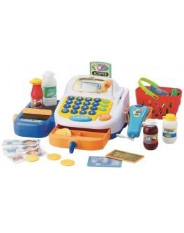 Детский Кассовый аппарат Keenway Supermarket Checkout