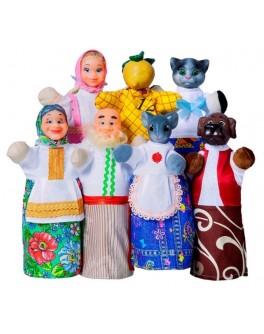 Домашний кукольный театр Сказка Репка - alb B152