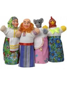 Домашний кукольный театр Сказка Курочка Ряба - alb B067
