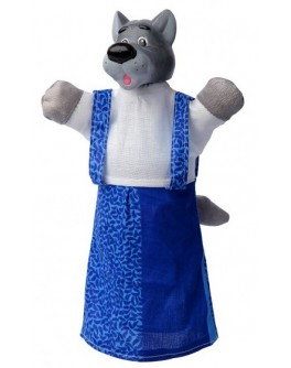 Кукла-рукавичка Волк - alb B076