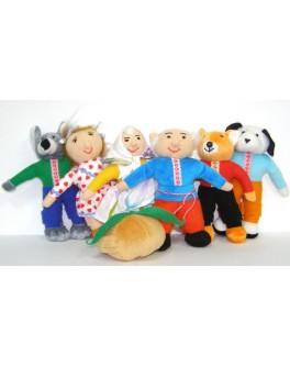 Кукольный театр топотушки Репка - ALB В038