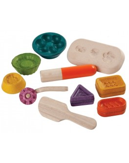 Набор для лепки Plan Toys Кондитер (5697) - plant 5697