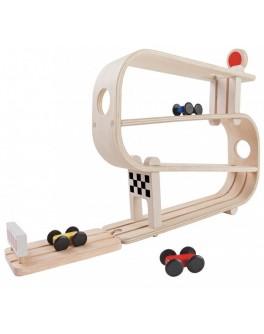 Деревянная игрушка Plan Toys Трек для гонок (5379)