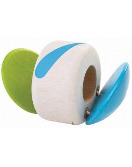 Деревянная игрушка Plan Toys Погремушка Трещотка (5228)
