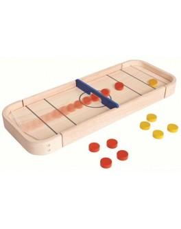 Деревянная игрушка Plan Toys Игра шаффлборд 2-в-1 (4626) - plant 4626