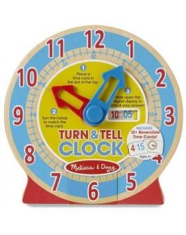 Деревянные умные часы Melissa & Doug - MD14284