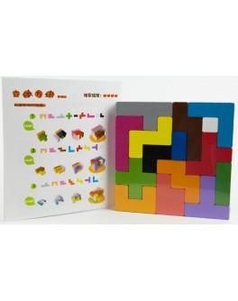 Катаміно Дерев'яна головоломка - mpl MD 2042