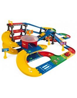 "Паркинг с трассой (9,1м) ""Kid Cars 3D"" ТМ Wader 53070 - VES 53070"