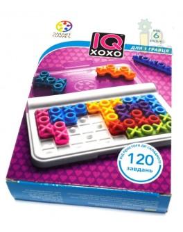 Дорожная игра IQ Хо-Хо Smart Games - BVL SG 444 UKR