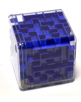 Головоломка куб-лабиринт - MLT 15401