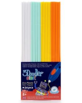 Набор стержней для 3D-ручки Микс 3Doodler Start - KDS 3DS-ECO-MIX