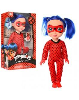 Кукла музыкальная Леди Баг 32 см - mpl YF1407
