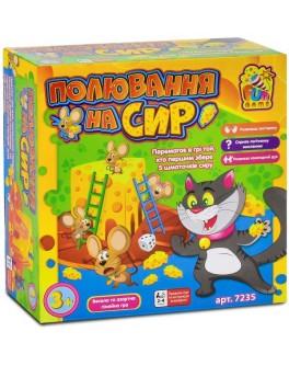 Настольная игра Fun game Полювання на сир (7235) - igs 7235