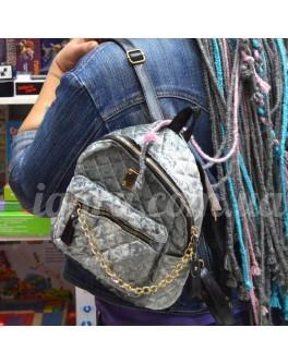 Рюкзак молодежный с цепочкой (3303) - mpl 3303