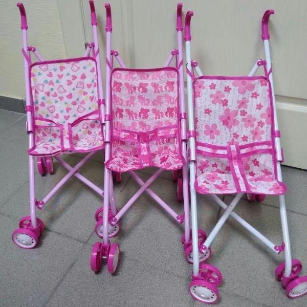 коляска для кукол M 0349