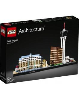 Конструктор LEGO Architecture Лас-Вегас (21047) - bvl 21047