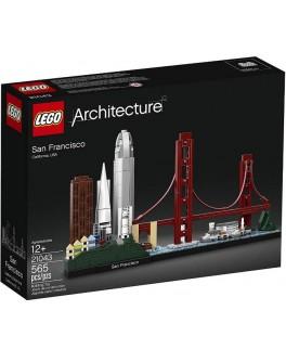 Конструктор LEGO Architecture Сан-Франциско (21043) - bvl 21043
