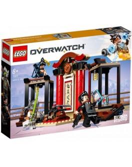 Конструктор LEGO Overwatch Хензо против Гэндзи (75971) - bvl 75971