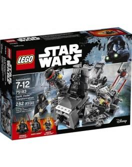 Конструктор LEGO Star Wars Превращение в Дарта Вейдера (75183) - bvl 75183