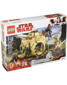 Конструктор LEGO Star Wars Хижина Йоды (75208) - bvl 75208