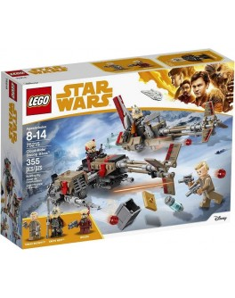 Конструктор LEGO Star Wars Свуп-байки (75215) - bvl 75215