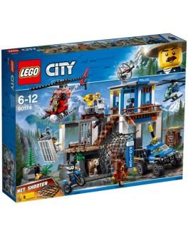 Конструктор LEGO City Штаб-квартира горной полиции (60174) - bvl 60174