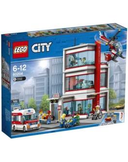 Конструктор LEGO City Городская больница (60204)