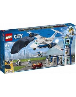 Конструктор LEGO City Авиабаза (60210) - bvl 60210