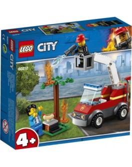 Конструктор LEGO City Пожар на пикнике (60212) - bvl 60212