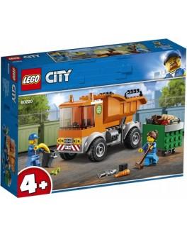 Конструктор LEGO City Мусоровоз (60220) - bvl 60220