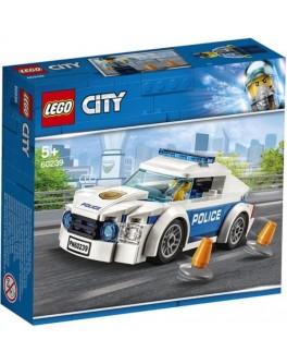 Конструктор LEGO City Полицейское патрульное авто (60239) - bvl 60239