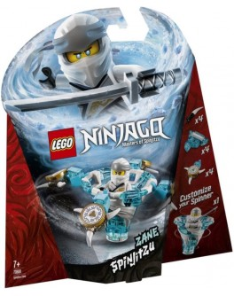 Конструктор LEGO NINJAGO Спин-джитсу Зейн (70661) - bvl 70661