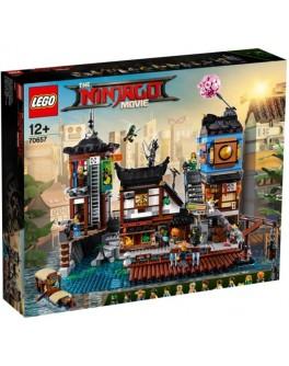 Конструктор LEGO NINJAGO Порт Ниндзяго Сити (70657) - bvl 70657