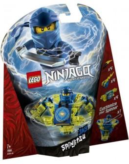 Конструктор LEGO NINJAGO Спин-джитсу Джей (70660) - bvl 70660
