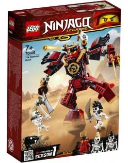 Конструктор LEGO NINJAGO Робот Самурай (70665) - bvl 70665