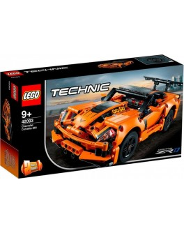 Конструктор LEGO Technic Chevrolet Corvette ZR1 (42093) - bvl 42093