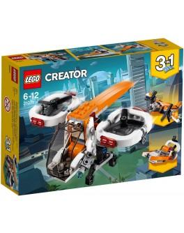 Конструктор LEGO Creator Исследовательский дрон (31071) - bvl 31071