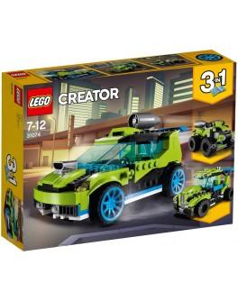 Конструктор LEGO Creator Гоночный автомобиль Ракета (31074) - bvl 31074