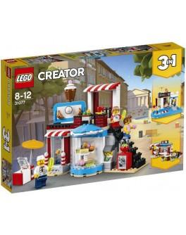 Конструктор LEGO Creator Модульная сборка: приятные сюрпризы (31077) - bvl 31077
