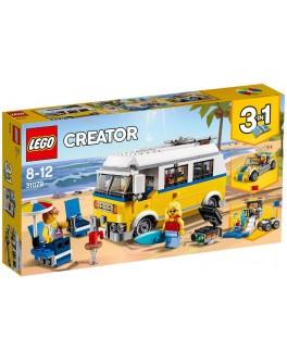 Конструктор LEGO Creator Солнечный фургон серфингиста (31079) - bvl 31079