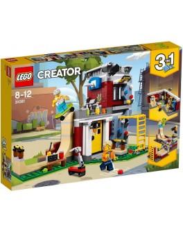 Конструктор LEGO Creator Модульный набор Каток (31081) - bvl 31081