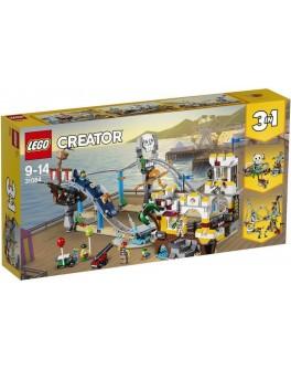 Конструктор LEGO Creator Аттракцион Пиратские горки (31084) - bvl 31084