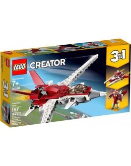 Конструктор LEGO Creator Футуристический самолет (31086) - bvl 31086