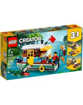 Конструктор LEGO Creator Плавучий дом на берегу реки (31093) - bvl 31093