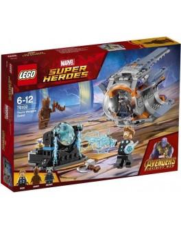 Конструктор LEGO Super Heroes В поисках оружия Тора (76102) - bvl 76102