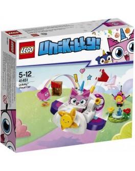 Конструктор LEGO Unikitty Машина-облако Юникитти (41451) - bvl 41451