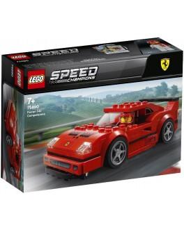 Конструктор LEGO Speed Champions Ferrari F40 Competizione (75890) - bvl 75890