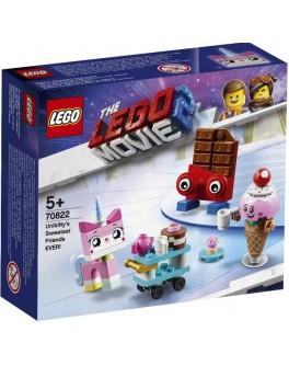 Конструктор LEGO® Movie Милейшие друзья Юникитти! (70822) - bvl 70822