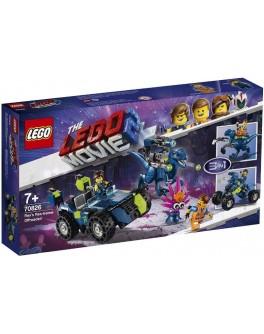 Конструктор LEGO® Movie Рэкстремальный внедорожник Рэкса (70826) - bvl 70826