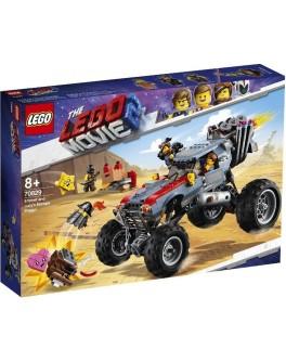 Конструктор LEGO® Movie Спасительный багги Эммета и Люси (70829) - bvl 70829